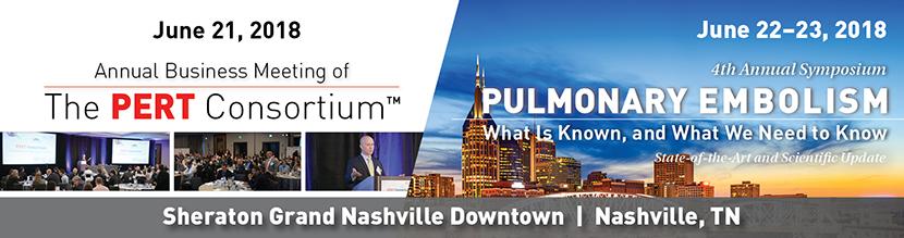 2018 Pulmonary Embolism Symposium