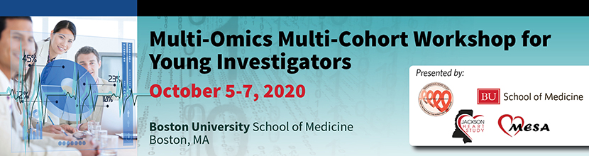POSTPONED Multi-Omics Multi-Cohort Workshop for Young Investigators