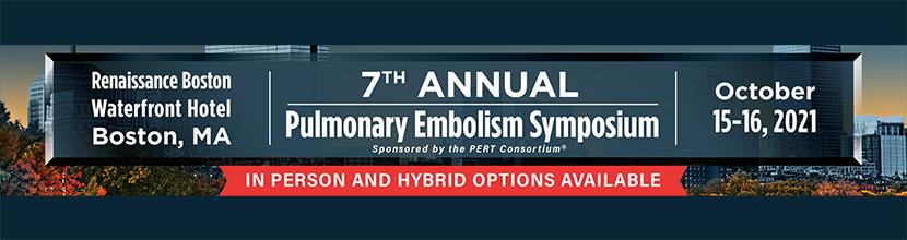 7th Annual Pulmonary Embolism Symposium