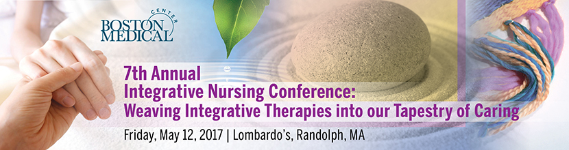 7th Annual Integrative Nursing Conference: Weaving Integrative Therapies into our Tapestry of Caring