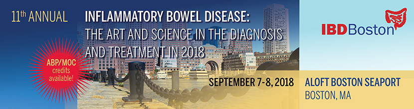 11th Annual Inflammatory Bowel Disease: The Art and Science in the Diagnosis and Treatment 2018