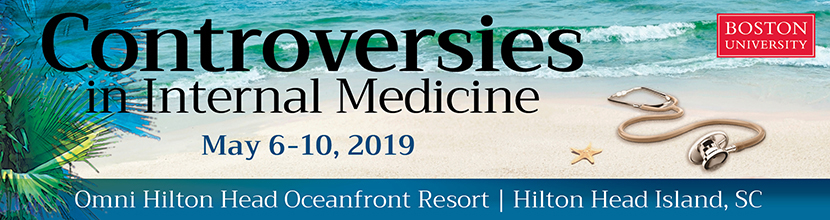 2019 Controversies in Internal Medicine Conference