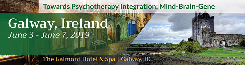 Symposia Series for Mental Health Professionals (SSMHP): Towards Psychotherapy Integration: Mind-Brain-Gene with John Arden Galway 2019