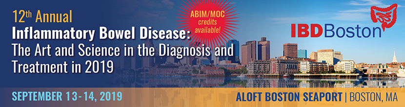 12th Annual Inflammatory Bowel Disease: The Art and Science in the Diagnosis and Treatment 2019