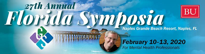 The 27th Annual Florida Symposia - Transformational Moments (Shea)